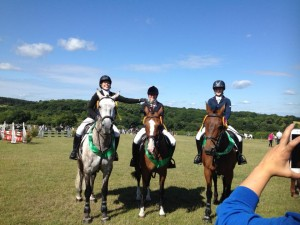 Open Show Jumping Team Champs 2015